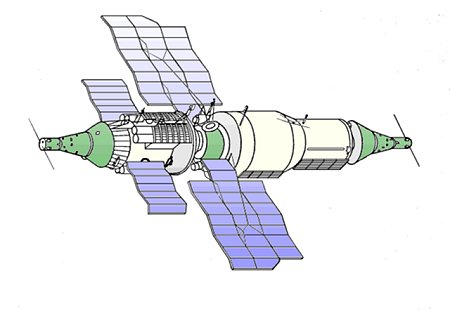 cannon almaz space station-#12