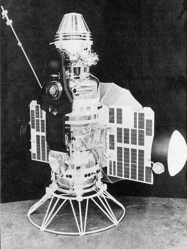 soviet venus probe - photo #26